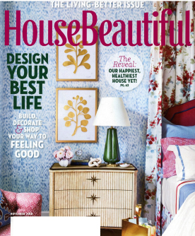 November 2018 - House Beautiful
