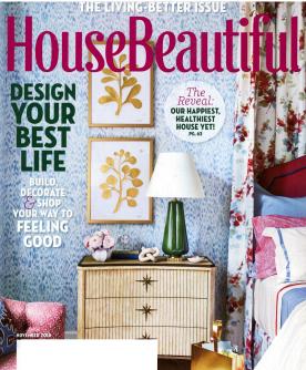 November 2018 - House Beautiful